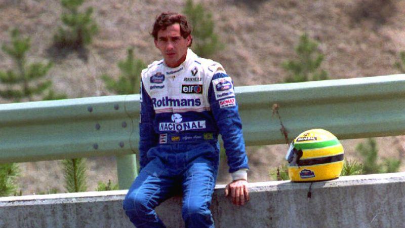 Ayrton Senna - cropped