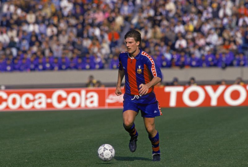 Michael Laudrup was stylistically very similar to Barcelona