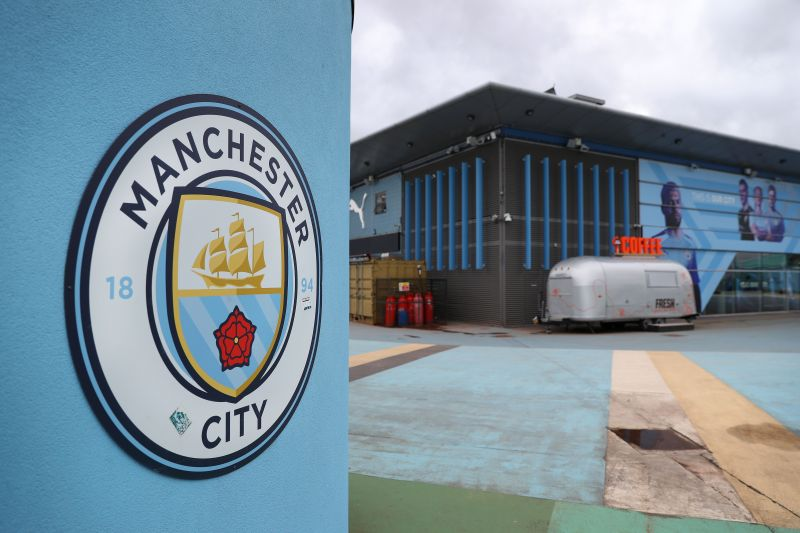 EPL giants Manchester City had their home game vs. Arsenal postponed on March 11 after COVID-19 fears