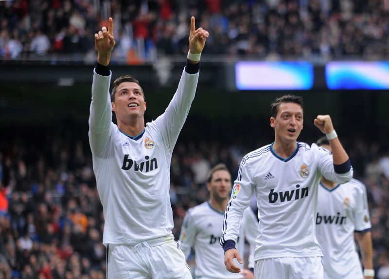 Ozil and Ronaldo enjoyed a telepathic connection on the pitch during their four years together.