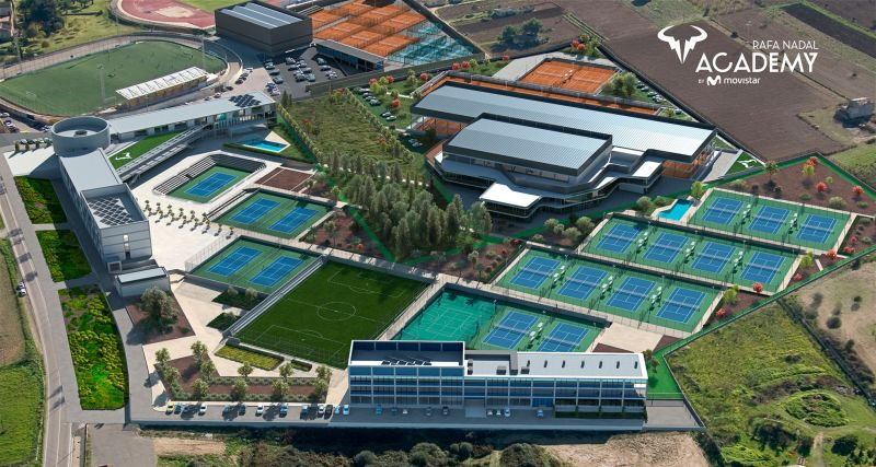 The Rafa Nadal Academy
