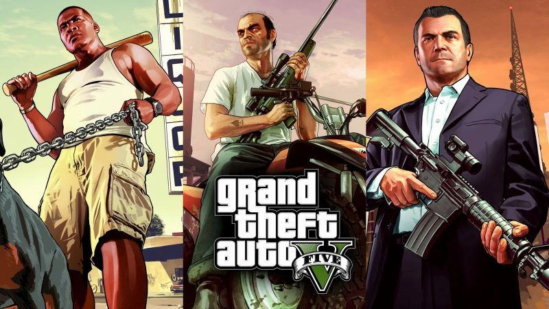 GTA 5 set to release on Epic Games Store today (Image Credits: FunChap)