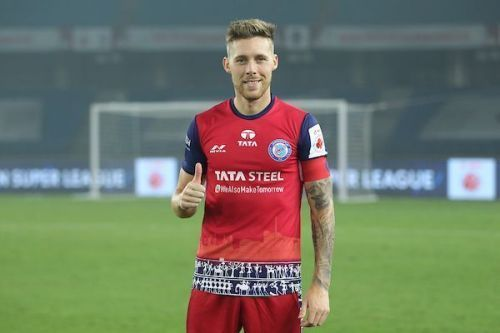 Tiri captained Jamshedpur FC during the 2019-20 ISL season