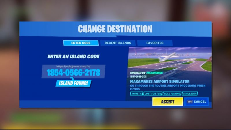 The code for Airport Simulator map