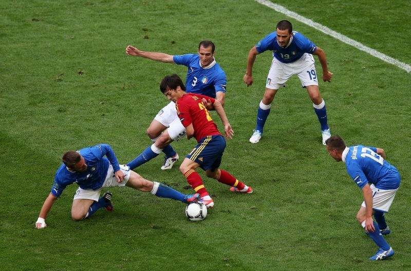 David Silva was a key member of the famous Spanish team that lifted two Euros and a FIFA World Cup