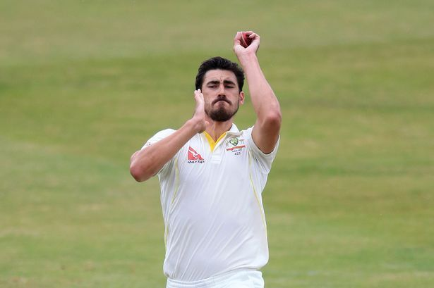 Mitchell Starc is nearing the milestone of 250 Test wickets