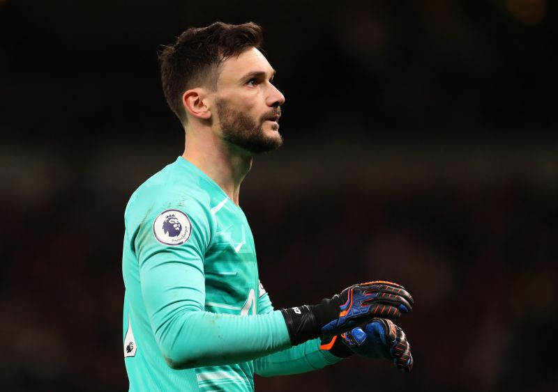 Hugo Lloris has kept over 100 clean sheets across all competitions for Tottenham