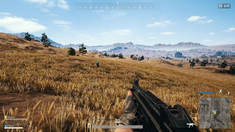 PUBG on PC (picture credits: THORNEFUL)