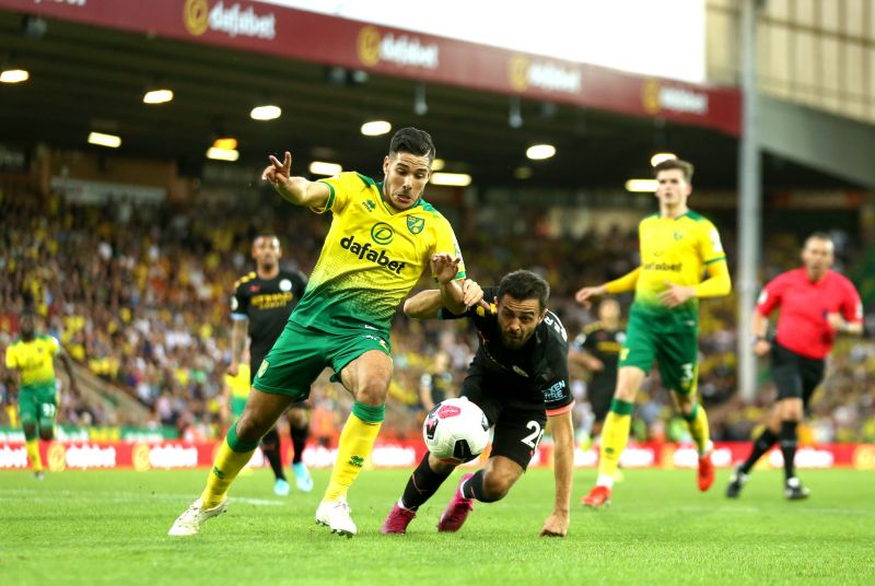 Emiliano Buendia was sensational for Norwich City during the win over Manchester City at Carrow Road.