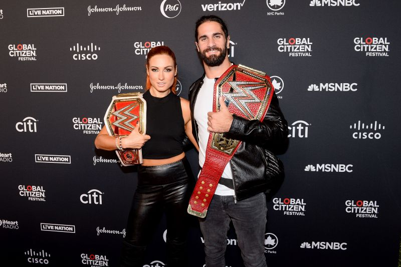 Rollins may no longer have his gold, but are he and Becky Lynch still WWE