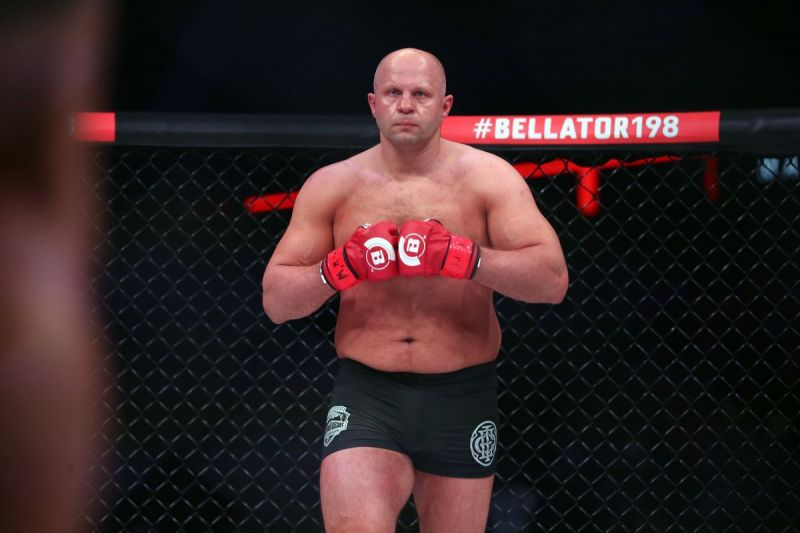 The Last Emperor, Fedor Emelianenko