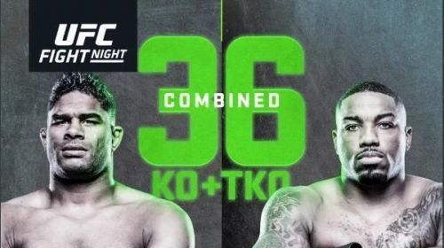 UFC on ESPN 8 takes place on May 16 in Jacksonville, Florida