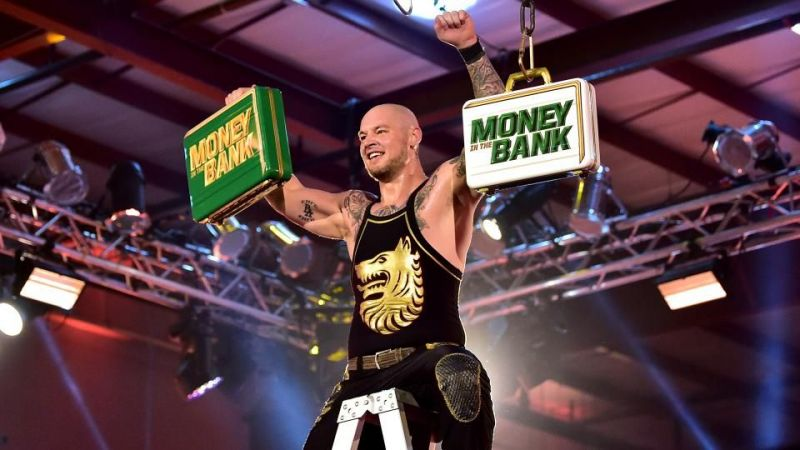 King Corbin should not become Mr. Money in the Bank