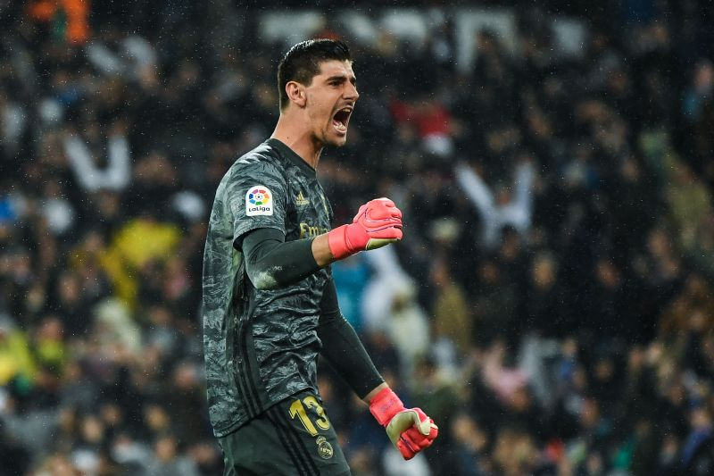 Thibaut Courtois has provided an update for supporters on his return