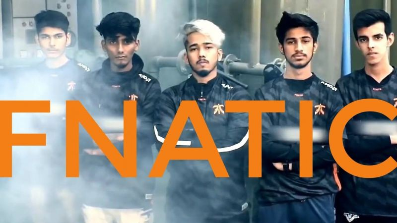 I love playing with my teammates at Fnatic (Picture Credit: YouTube)
