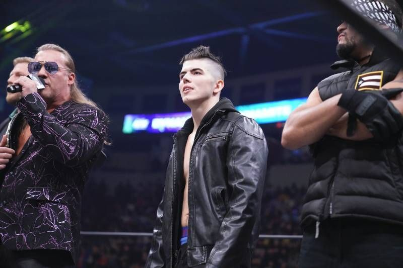 Sammy Guevara has been a breakout star for AEW.
