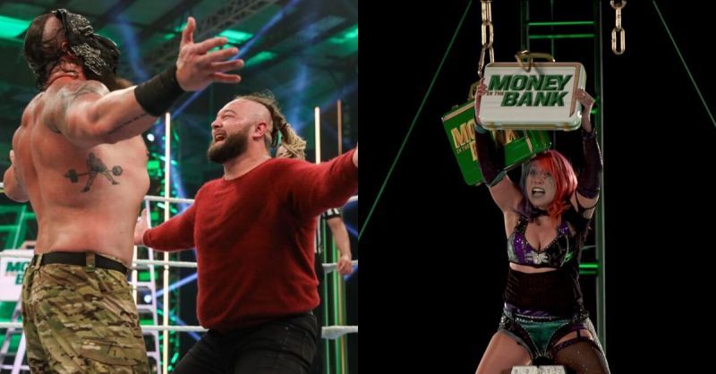 WWE Money in the Bank 2020 Results May 10th, 2020: Money in the Bank Winners, Grades, Video Highlights
