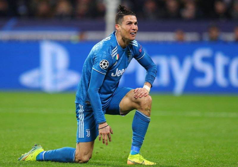 Cristiano Ronaldo is not showing any signs of slowing down