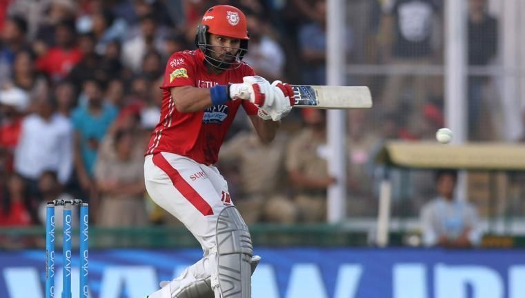 Yuvraj Singh was part of KXIP from 2008 to 2010, before rejoining them for the 2018 edition