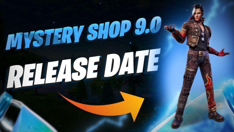 Free Fire Mystery Shop 9.0