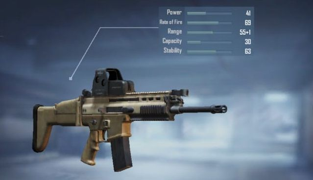 Scar-L with Stats