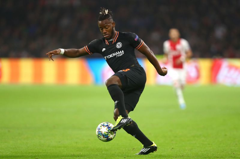 Batshuayi has had loan spells in Valencia, Dortmund and Palace
