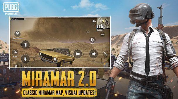 New Miramar Map