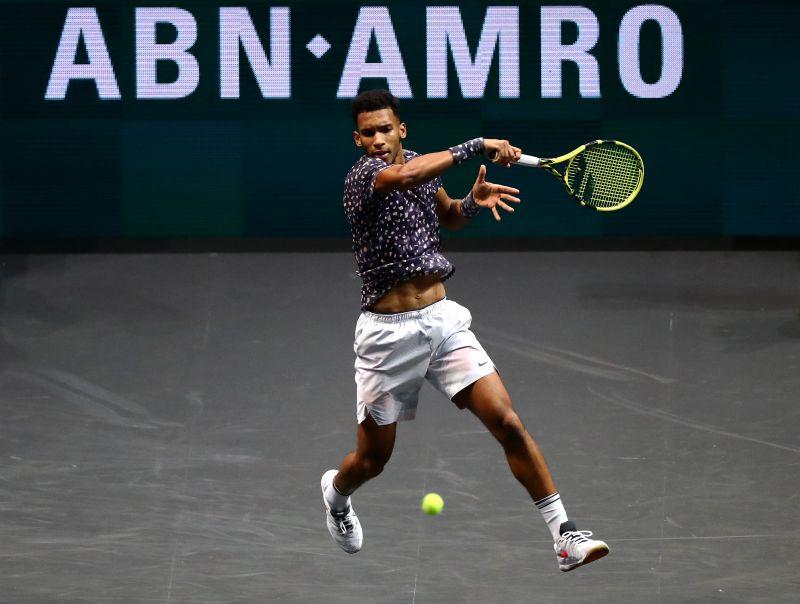 Felix Auger-Aliassime talks about the domination of Roger Federer, Rafael Nadal and Novak Djokovic