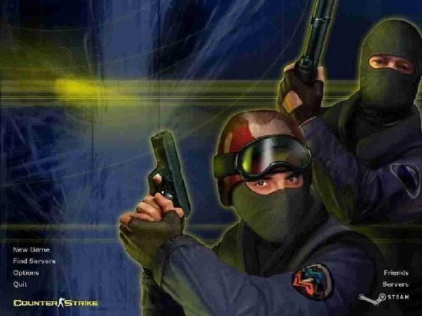 Counter Strike 1.6 is one of the games that can be played on a PC without a graphics card.