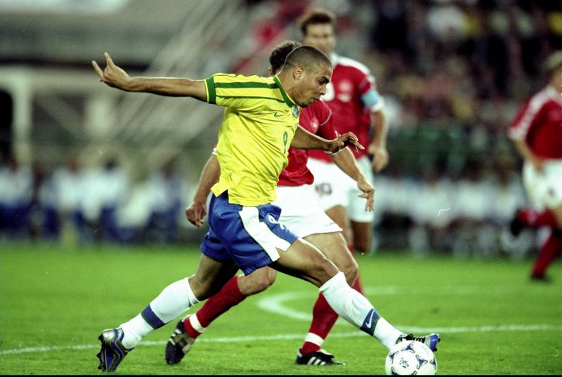 Ronaldo was Real Madrid