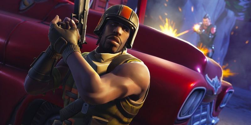 Aerial Assault Trooper in Fortnite (Courtesy: Epic Games)