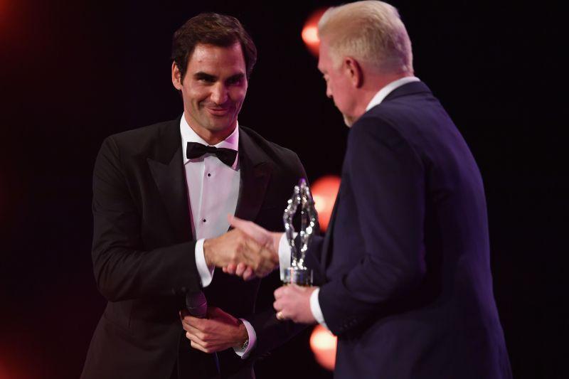 Roger Federer will benefit from the lockdown, believes Boris Becker