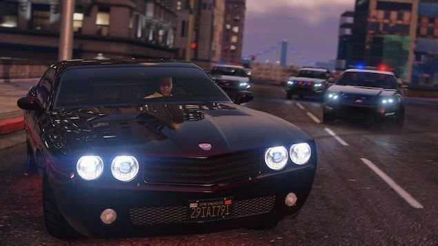 Will GTA 5 support crossplay anytime soon? (Image Credits: NDTV Gadgets)