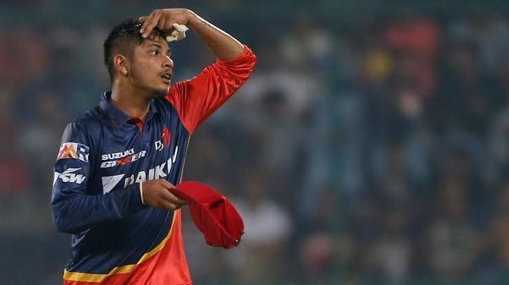 DC spinner Sandeep Lamichhane played six games and picked up eight wickets in IPL 2019