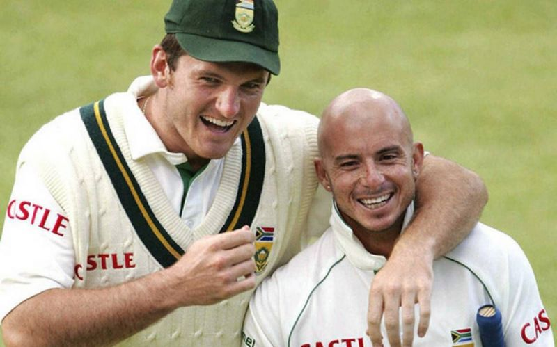 Herschelle Gibbs has been involved in three triple-century partnerships with Graeme Smith