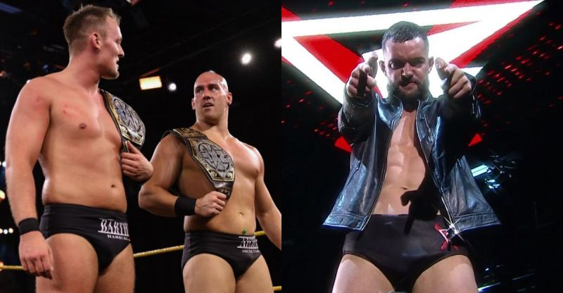 The Original Bro and The Prince of NXT were in for huge surprises this week