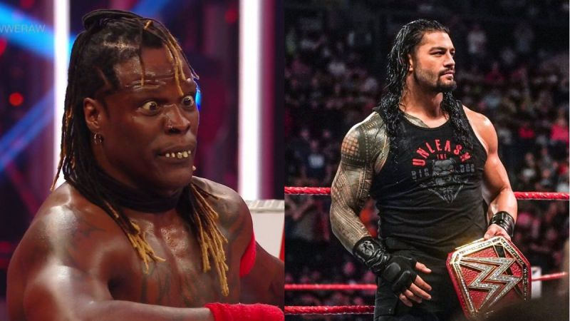 Both R-Truth and Roman Reigns are some of the most experienced Superstars in WWE right now