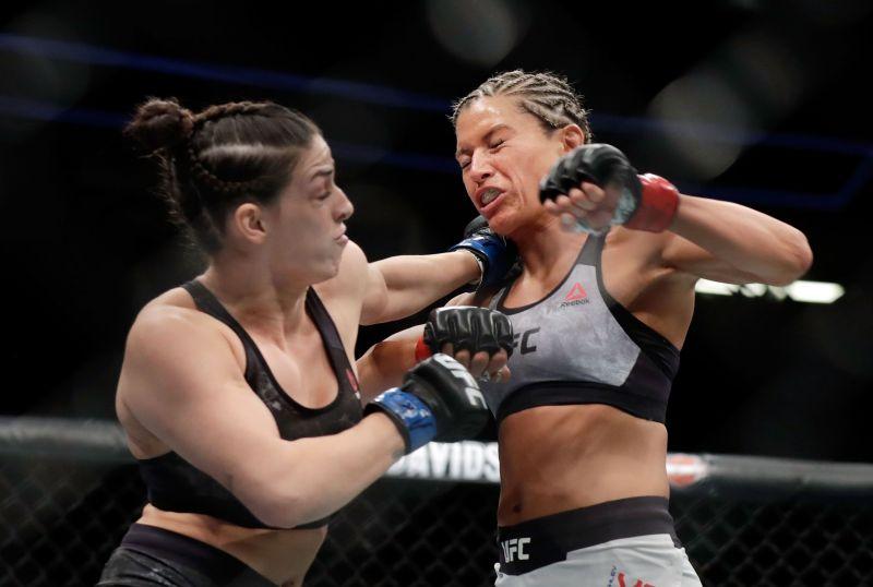 UFC 222: Yoder v Dern
