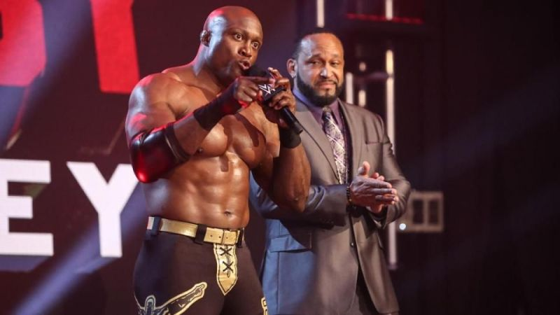 Is this a better pairing for Lashley?