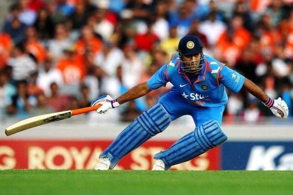MS Dhoni last played for the Indian cricket team in the infamous semi-final loss to New Zealand in the ICC CWC 2019