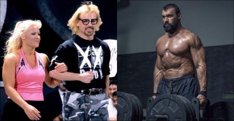 पूर्व WWE सुपरस्टार्स