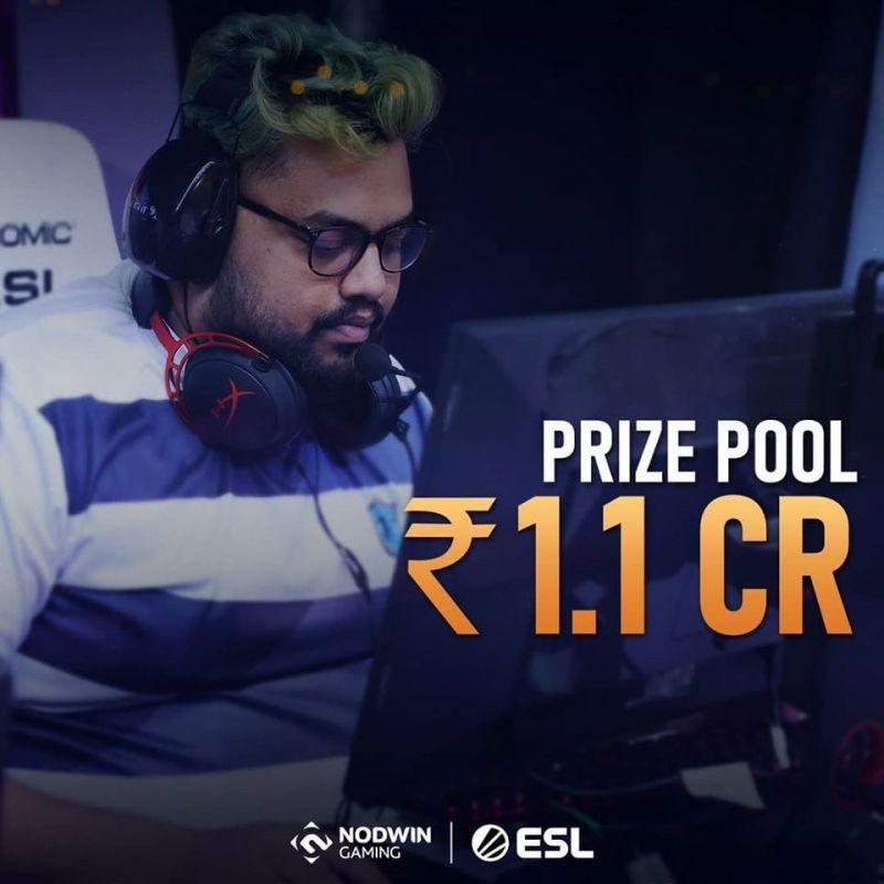 Prize of ESL India Premiership
