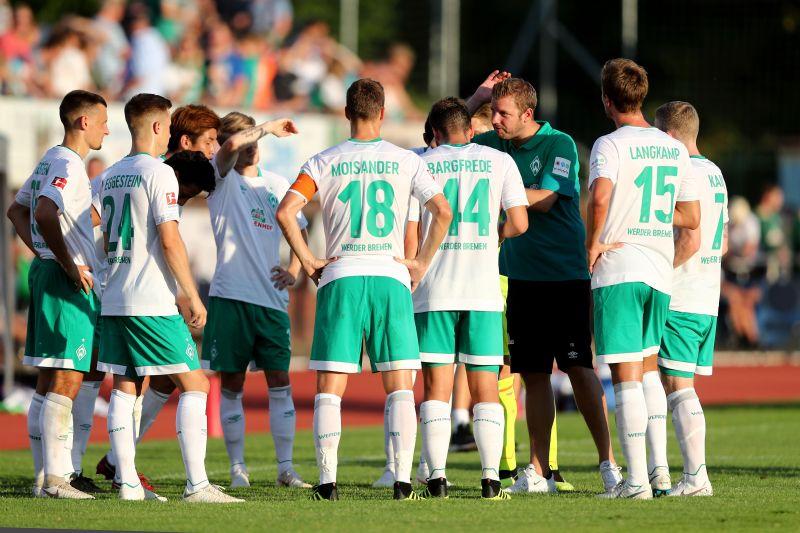 Florian Kohfeldt has failed to inspire his SV Werder Bremen squad this season