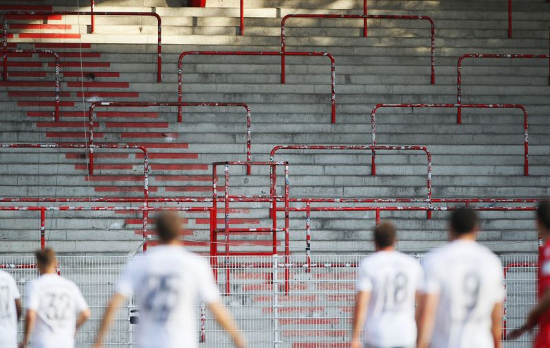 As in the Bundesliga, empty stadiums will be a common start when the Premier League resumes