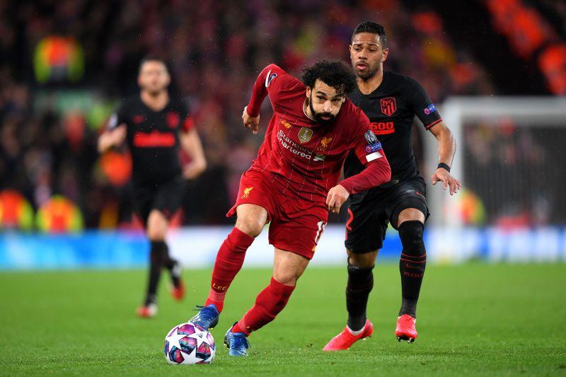 The Egyptian striker was in fine fettle in the 2018-19 season