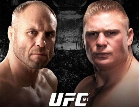 Lesnar vs. Couture