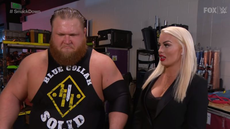Otis and Mandy Rose