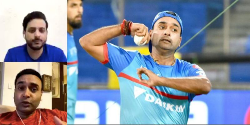 Amit Mishra is the only player to take three hat-tricks in IPL