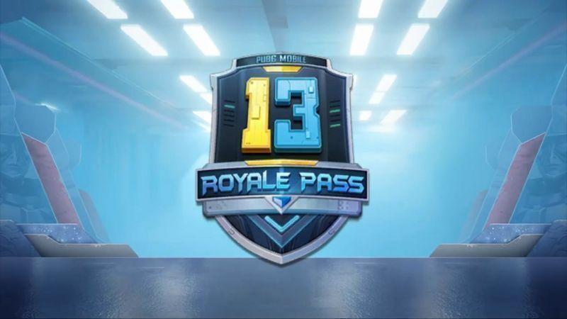 PUBG Mobile Season 13 Royale Pass