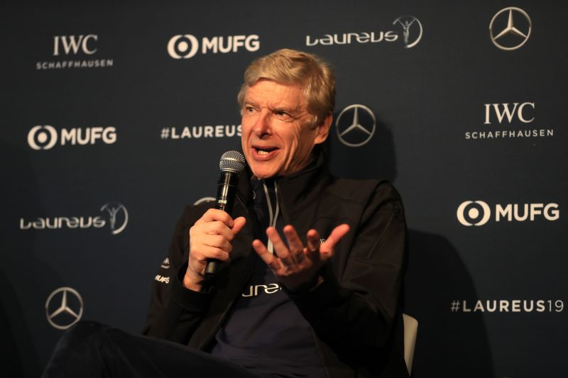 """Arsene Wenger believes that the """"empty stadium"""" solution cannot survive"""